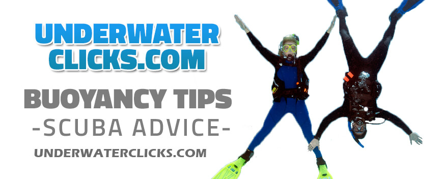 Buoyancy Control Tips Scuba Advice
