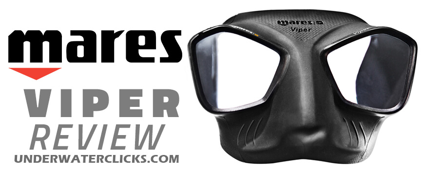 Mares Viper Mask Review