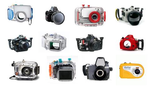 camera housings