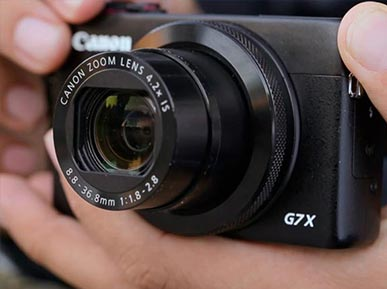Canon G7x Review For Underwater Photography