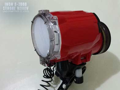 INON S2000 Strobe Review Accessories