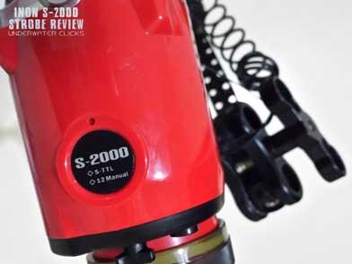 INON S 2000 Strobe Review Top