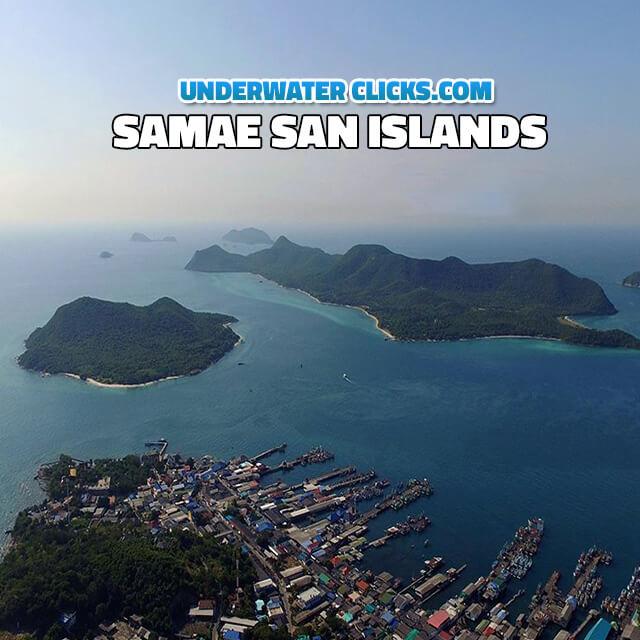 Samae San Diving Pattaya